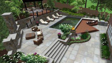 Landscape Design & Build